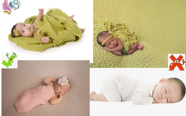 Sleeping Positions For Newborn Babies What Is Safe And What Is Not Moms Q N A